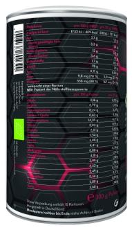 Protein-Refill-Erdbeer-Vanille-bio-300g-Pulver-V1-Rückseiten-01