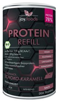 Protein-Refill-Schoko-Vanille-bio-300g-Pulver-V1
